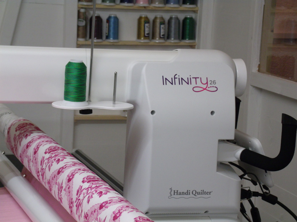 Infinity Stitcher Machine